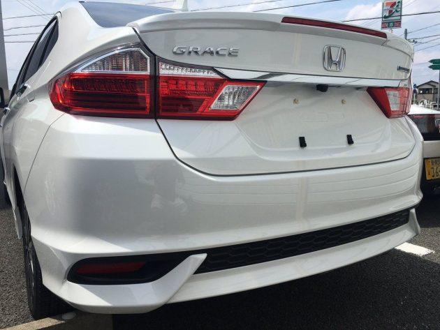 Honda City Hybrid 小改款现身日本展示厅,来不来马来西亚?