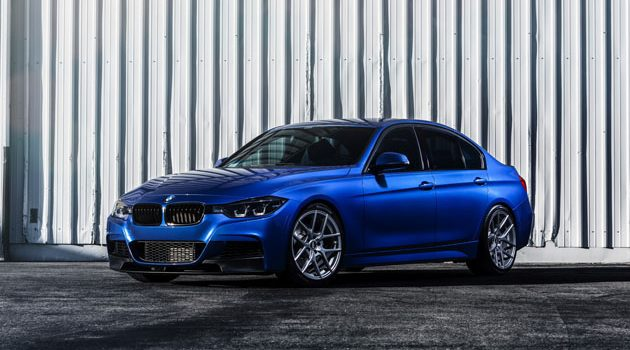 最超值二手车 Part 26 : BMW 328i F30 !