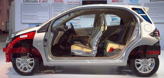 Honda Brio Amaze 2018 大改款将登场!Bezza的对手?