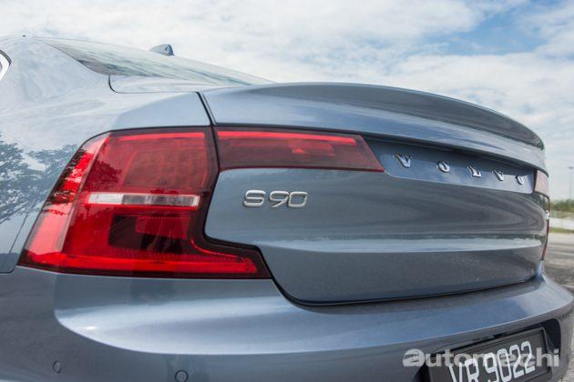 Volvo S90 T5 ,优雅房车的跃进