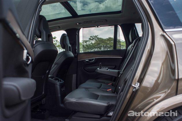 Volvo XC90 T8 CKD ,非常安全的豪华7人SUV!