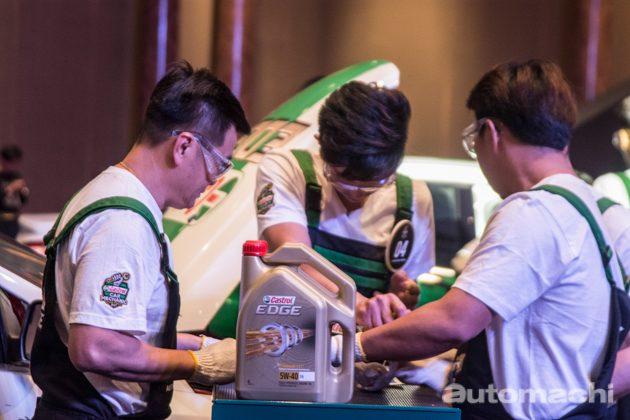 Castrol Car Mechanic Contest 2017 圆满结束!第一名独获RM 22,000奖金!