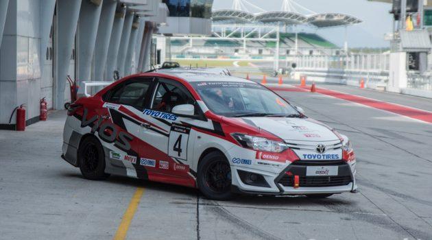 Vios Toyota Gazoo Racing ,从买菜车变成纯正赛车!