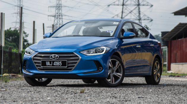 Hyundai Elantra AD 2.0 & Sport,有惊喜有不足!