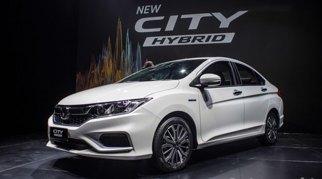 Honda City Hybrid 2017 正式发布,售价 RM89,200!