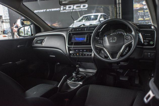 Honda City Hybrid 试驾,还是很Sport的!