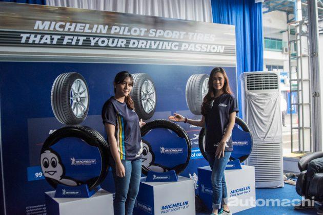 新一代的神胎,Michelin Pilot Sport 4S 印尼正式发布!