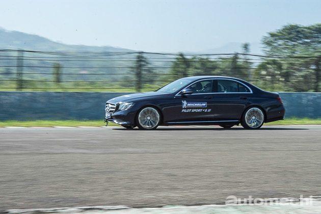 性能胎之王? 抢先体验 Michelin Pilot Sport 4S !