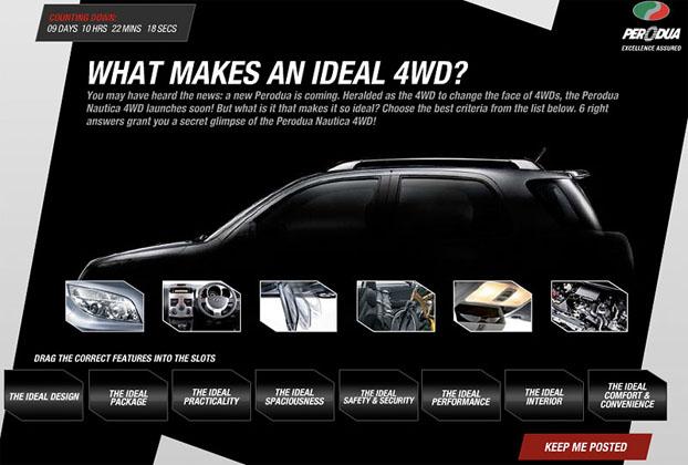 不让博越专美, Perodua SUV 已经在计划中?