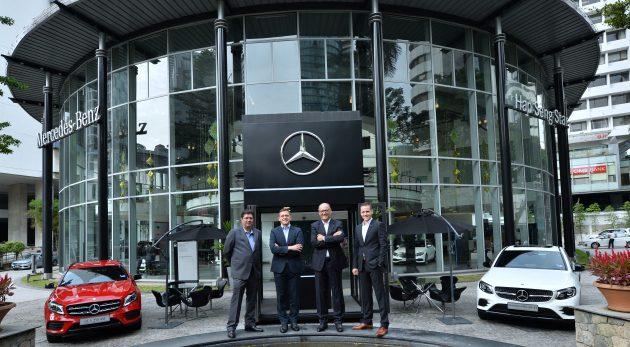 Mercedes-Benz 蝉联2017上半年豪华品牌销量第一,下半年再推出8车款!