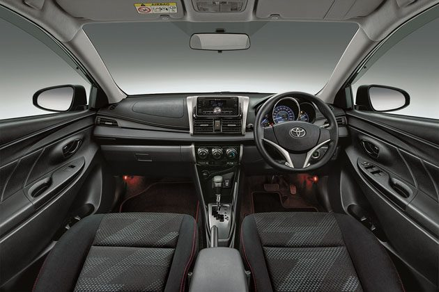 Toyota Vios Sport Edition 公开预定!