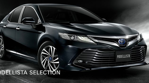 Toyota Camry XV70 亚洲版首发!日本只有Hybrid可以选择!