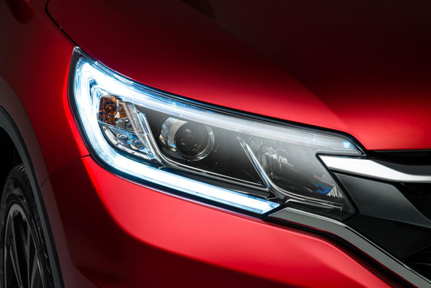 两代 Honda CR-V 有什么差别?