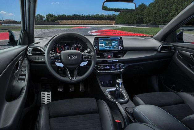 Hyundai i30N 正式发表!狙击地表最速前驱车!