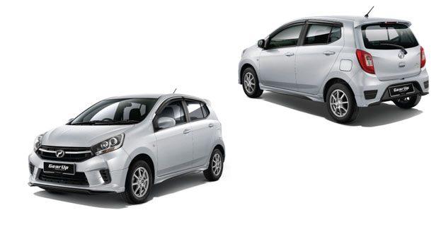 Axia小改款助威, Perodua 2017上半年销量达到99,700辆!