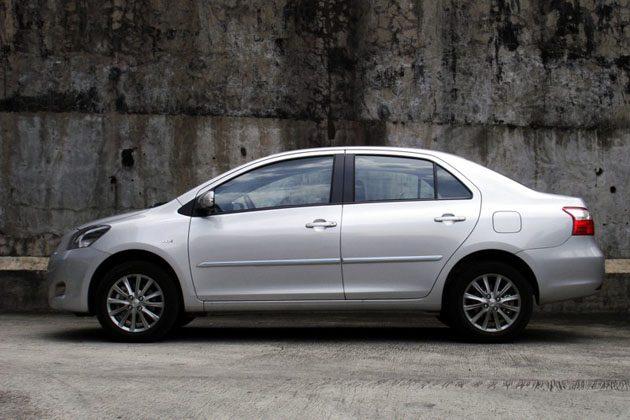 最超值二手车Part 26: Toyota Vios 二代