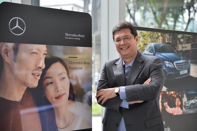 MERCEDES-BENZ SERVICES MALAYSIA 推出融资租赁选项'Lease2Go'让您轻松惬意拥有新的马赛地-奔驰轿车