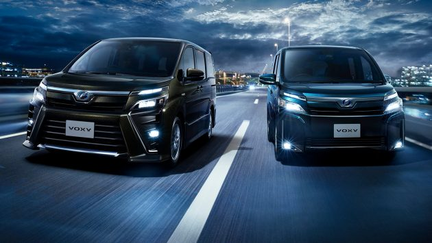 Image result for toyota voxy 小改款