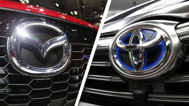 为什么 Toyota 选择和Mazda合作呢?