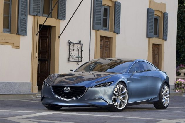 Mazda 正式公布新一代引擎 SKYACTIV-X ,2019年面市!