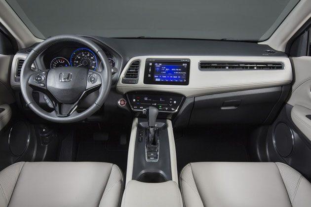 Honda HR-V 小改款即将登场,明年进军我国?