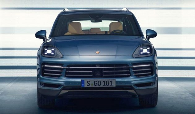 Porsche Cayenne 2018 正式发布!豪华SUV的新纪元!
