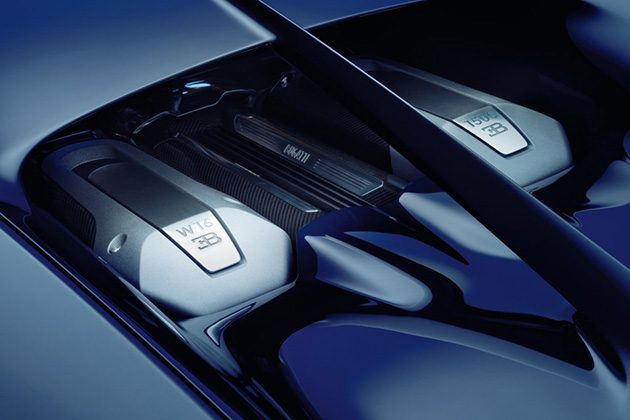 Bugatti Chiron 不止加速霸气,连耗油量都霸气侧漏!
