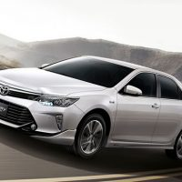 Toyota Camry 再推出升级版!泰国售价18万令吉起跳!