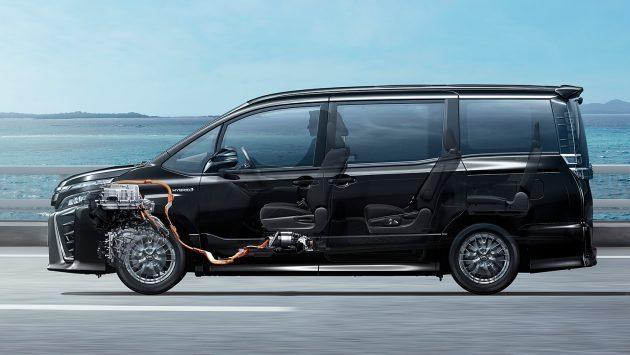 Toyota Voxy 即将登陆印尼,我国会上市吗?