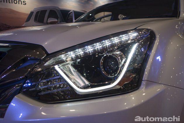 Isuzu MU-X 小改款上市,售价由RM 176,640.40起!