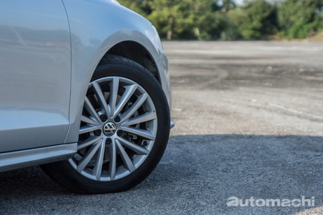 Volkswagen Jetta 2017 ,还是非常Fun!