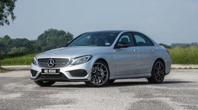 Mercedes-AMG C43 4Matic ,V6 双涡轮的魅力!