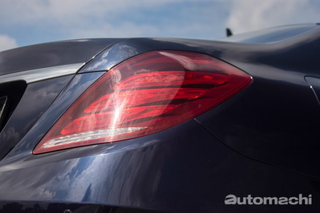 Mercedes-Benz S400h AMG Line ,就是一辆老板车!