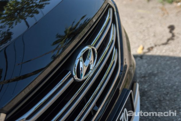 Hyundai Tucson 2017 试驾,涡轮加持果然不一样!
