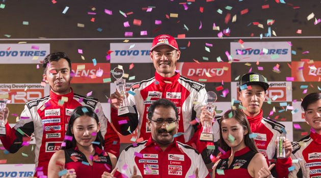 Vios Challenge 槟城站完美结束,Tengku Djan 勇夺两项冠军!