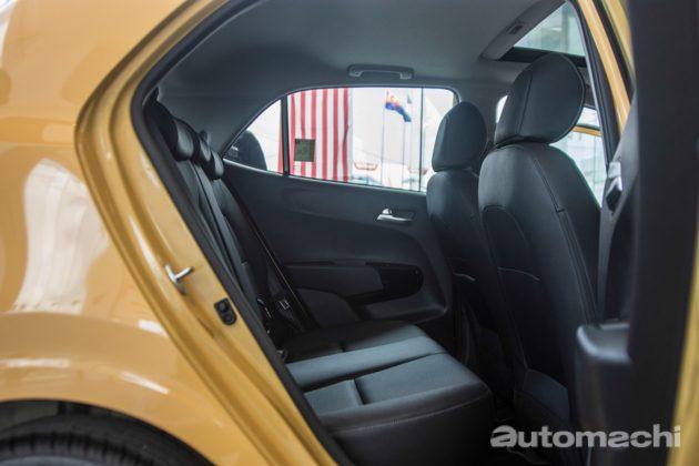 Kia Picanto 2017 现身大马,明年正式上市!