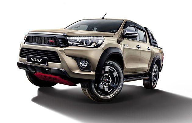 Toyota Malaysia 提供更多配件予旗下车款!