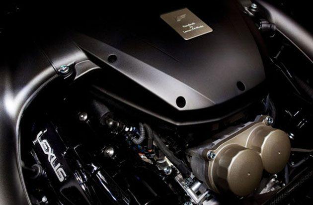 又说不玩Turbo?带你去看 Lexus 的4.0 V8涡轮引擎!