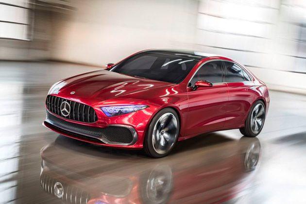 Mercedes-AMG A45 2019 路试谍照曝光!