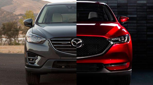 你必须知道的事:新旧 Mazda CX-5 有什么差别?