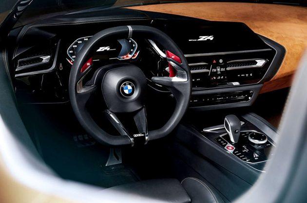 史上最美的Z4!BMW Concept Z4 概念车漂亮登场!