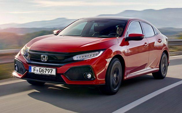 Honda Civic 明年追加柴油版本,这样柴厉害!