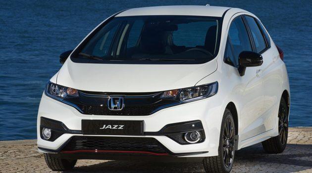 Honda Jazz 小改款欧洲规格发表,备有主动式安全系统!