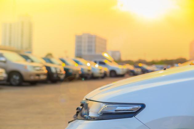 你的爱车在高温暴晒下,车内 Temperature 到底有多高?