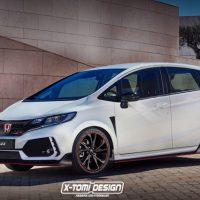 扩大红H阵容,Honda Jazz Type R 或将推出?