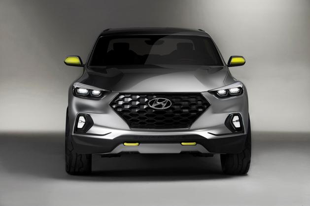 Hyundai 也玩皮卡! Hyundai Santa Cruz 将量产化!