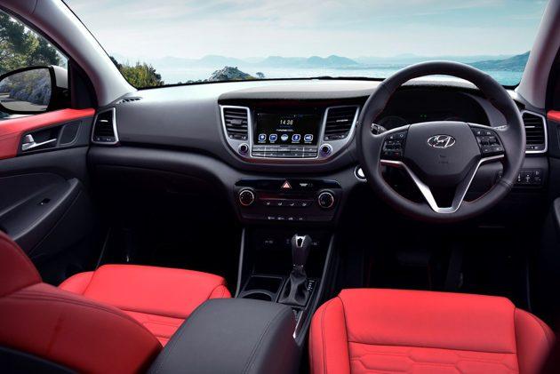 Hyundai Tucson 2.0L CRDI 涡轮柴油版上市,售价RM 155,788!