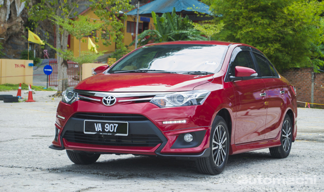 2017年7月大马汽车销量:销量一片跌,Perodua 例外 !