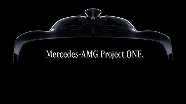Mercedes-AMG Project one 价格披露,叫价1009万马币!