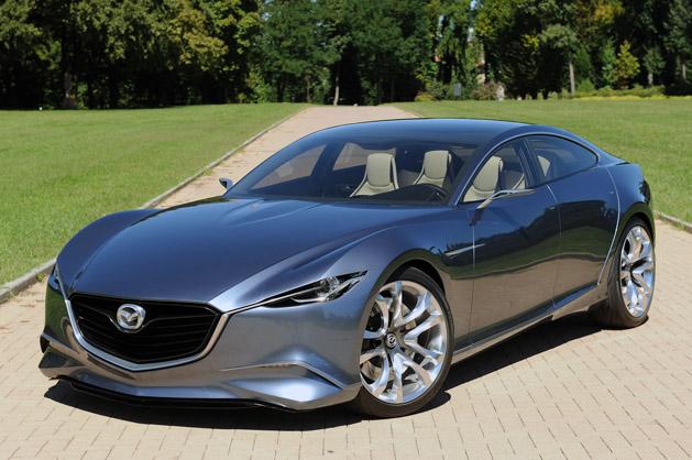 新一代 Mazda6 将采用前置后驱,变身FR房跑!